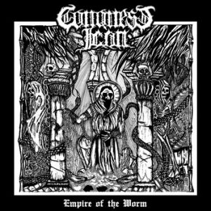 CONQUEST ICON (Pol) – 'Empire of the Worm' CD