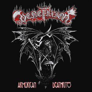 VENEFIXION (Fra) – 'Armorican Deathrites/Defixio' CD