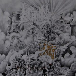 LIE IN RUINS (Fin) – 'Towards Divine Death' CD