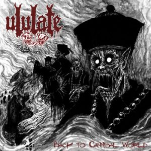 ULULATE (Chi) – 'Back to Cannibal World' CD