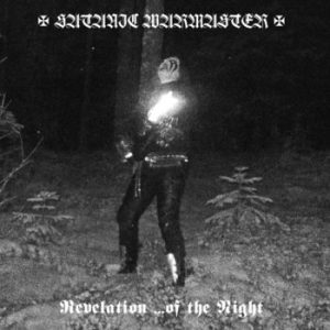 SATANIC WARMASTER (Fin) – 'Revelation ...Of The Night' CD
