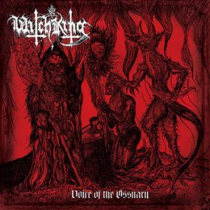 WITCH KING (USA) – 'Voice of the Ossuary' CD Digipack