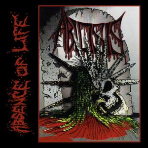 ABIOSIS (USA) – 'Absence Of Life' CD