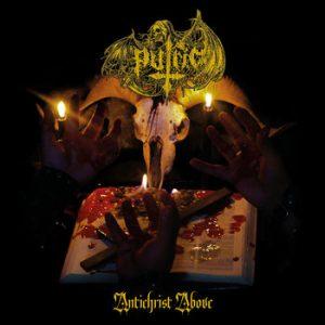 PUTRID (Per) – 'Antichrist Above' CD