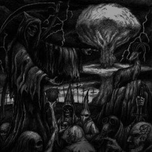 BLACK VUL DESTRUKTOR / ET VERBI SATHANUS - Split 2x7'EP