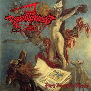 DEVILPRIEST (Pol) – 'Devil Inspired Chants' CD