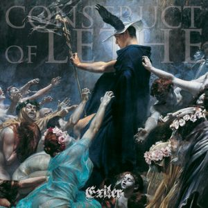 CONSTRUCT OF LETHE (USA) – 'Exiler' CD