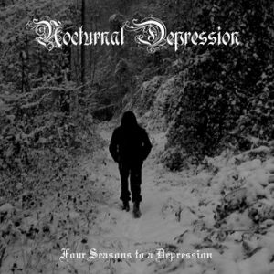 NOCTURNAL DEPRESSION (Fra) - Four Seasons to a Depression CD