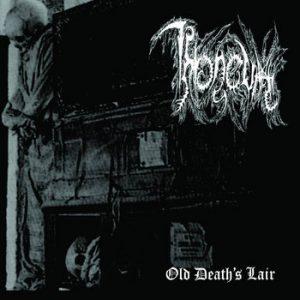 THRONEUM (Pol) – 'Old Death's Lair' CD Digipack