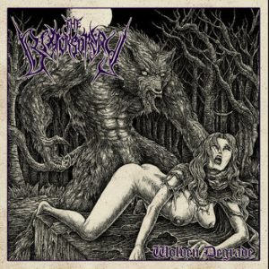 THE BLACK SORCERY (Can) – 'Wolven Degrade' CD