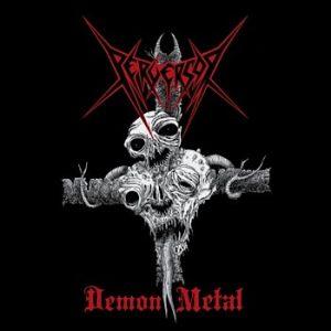 PERVERSOR (Chi) – 'Demon Metal' MCD