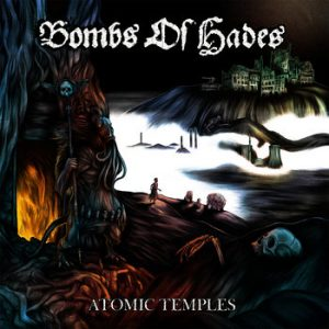 BOMBS OF HADES (Swe) – 'Atomic Temples' CD Slipcase