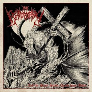 THE BLACK SORCERY (Can) – 'And the Beast Spake…' CD