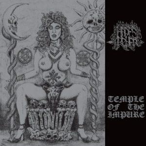 HADES ARCHER (Chi) – 'Temple Of The Impure' CD