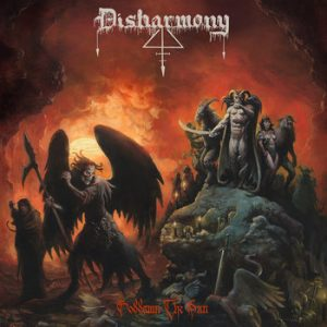 DISHARMONY (Gr) - Goddamn the Sun CD