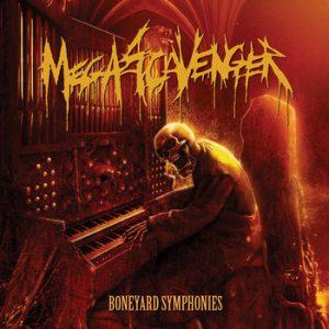 MEGASCAVANGER (Swe) – 'Boneyard Symphonies' CD