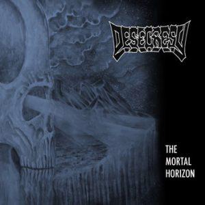 DESECRESY (Fin) – 'The Mortal Horizon' CD