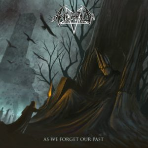 HORRID (It) – 'As We Forget Our Past' CD