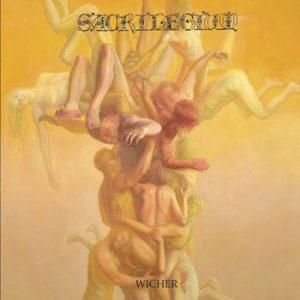 SACRILEGIUM (Pol) – 'Wicher' CD