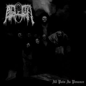 ABDUCTION (UK) – 'All Pain As Penance' CD