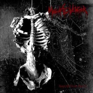 """MEGASCAVANGER (Swe) – 'Songs Of Flesh pt.1' 7""""EP"""
