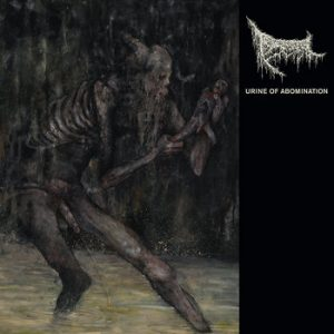 TRIUMVIR FOUL (USA) – 'Urine of Abomination' MCD