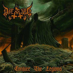 DIE HARD (Swe) – 'Conjure The Legions' CD