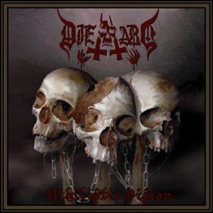 DIE HARD (Swe) – 'Nihilistic Vision' CD