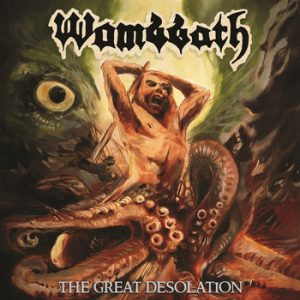 WOMBBATH (Swe) - 'The Great Desolation' CD