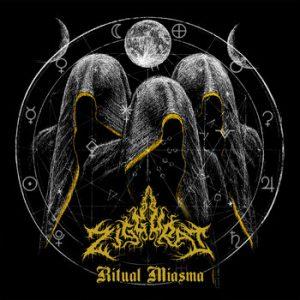 ZIGGURAT (Isr) – 'Ritual Miasma' MCD Digipack