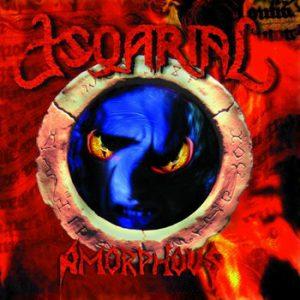 ESQARIAL (Pol) – 'Amorphous' CD