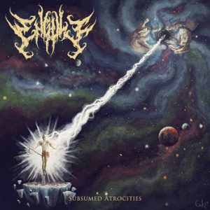 ENGULF (USA) – 'Subsumed Atrocities' MCD Cardboard Sleeve