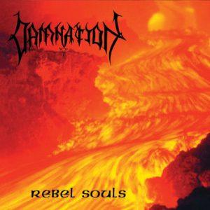 DAMNATION (Pol) – 'Rebel Souls' CD Digipack