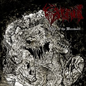 WINTERWOLF (Fin) – 'Cycle of the Werewolf' CD