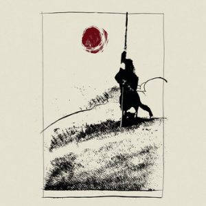 "MOURNING BELOVETH / THE RUINS OF BEVERAST– split 10""MLP Gatefold (Darkred vinyl)"