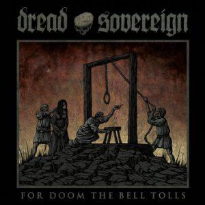 DREAD SOVEREIGN (Irl) – 'For Doom the Bell Tolls' CD Digipack