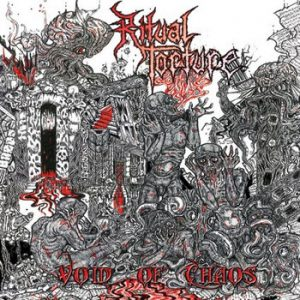 RITUAL TORTURE (USA) – 'Void of Chaos' 7'EP