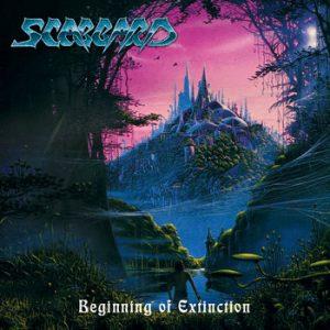 SCABBARD (Cz) – 'Beginning of Extinction' CD