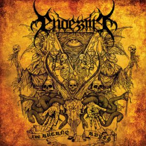 ENDEZZMA (Nor) – 'The Arcane Abyss' CD Digipack
