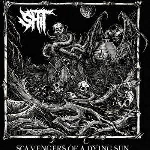 SHIT (Mex) - Scavengers Of A Dying Sun CD
