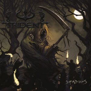 TRIDENT (Swe) – 'Shadows' MCD Digipack