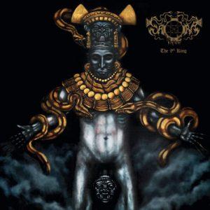 SAQRA'S CULT (Bel) – 'The 9th King' CD