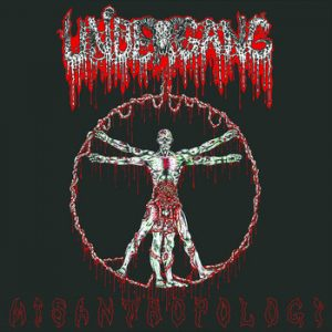 UNDERGANG (Dk) – 'Misantropologi' CD
