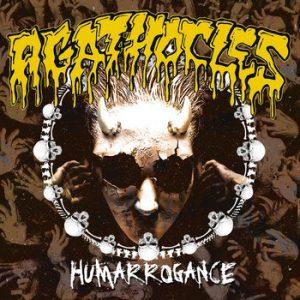 AGATHOCLES (Bel) – 'Humarrogance' CD