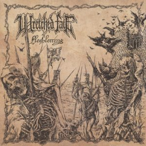 WRETCHED FATE (Swe) – 'Fleshletting' CD