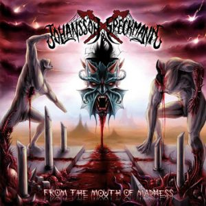 JOHANSSON & SPECKMANN – 'From the mouth of madness' CD