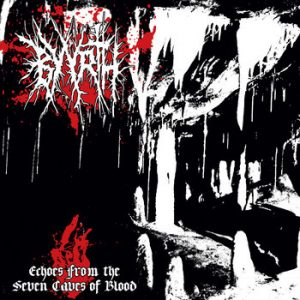 BYYRTH (USA) - Echoes from the Seven Caves of Blood CD