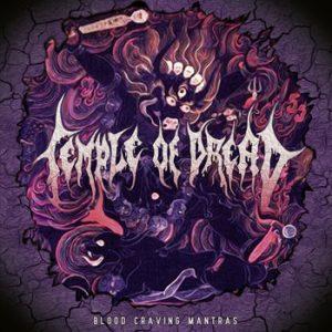 TEMPLE OF DREAD (Ger) – 'Blood Craving Mantras' CD Digipack