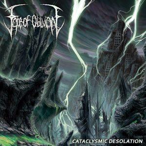 FACE OF OBLIVION (USA) – 'Cataclysmic Desolation' CD