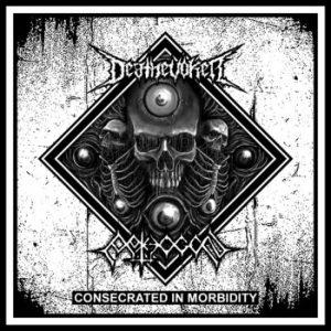 PATHOGEN / DEATHEVOKER (Phi/Mal) – split CD